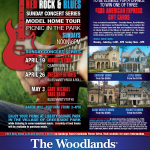 The Woodlands Model Homes Event