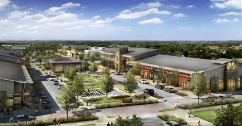 Creekside Park Village Center In The Woodlands