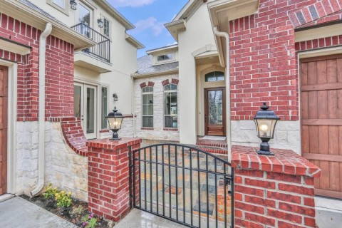 Conroe home for sale at 4802 West Fork Blvd.