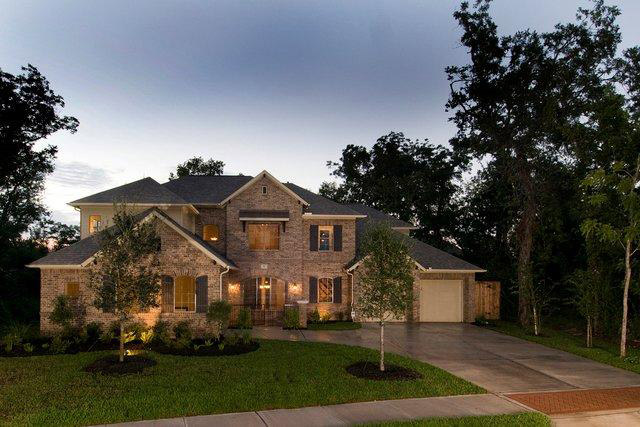 Luxury home builders houston texas j kyle homes gallery for House photos gallery